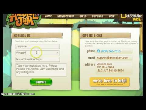 How To change ur username AJ