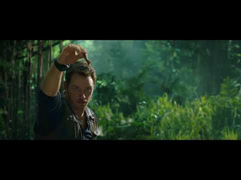 Jurassic World: Fallen Kingdom - In Cinemas Wednesday (Awesome - HD)