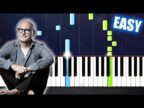 Ludovico Einaudi - Una Mattina - EASY Piano Tutorial by PlutaX