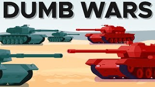 The 4 Dumbest Wars in History