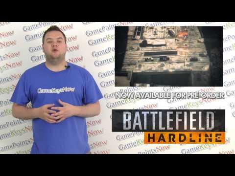 Pre-Order Battlefield: Hardline At GameKeysNow.com