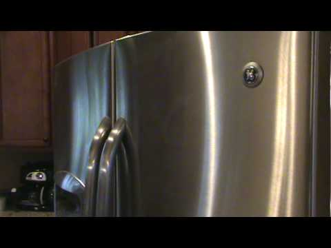 Atlanta Ga How to Clean Stainless Steel Appliances BEFORE/DIRTY
