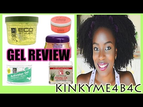 THE BEST GEL FOR DEFINING 4B/4C NATURAL HAIR