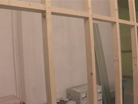 How To Make A Stud Wall