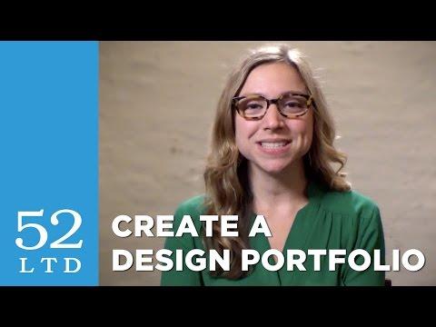 How to Create a Design Portfolio | 52 Limited