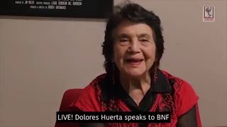 Dolores Huerta on Organizing and Action • BRAVE NEW FILMS