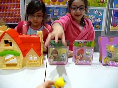 Pinypon unboxing