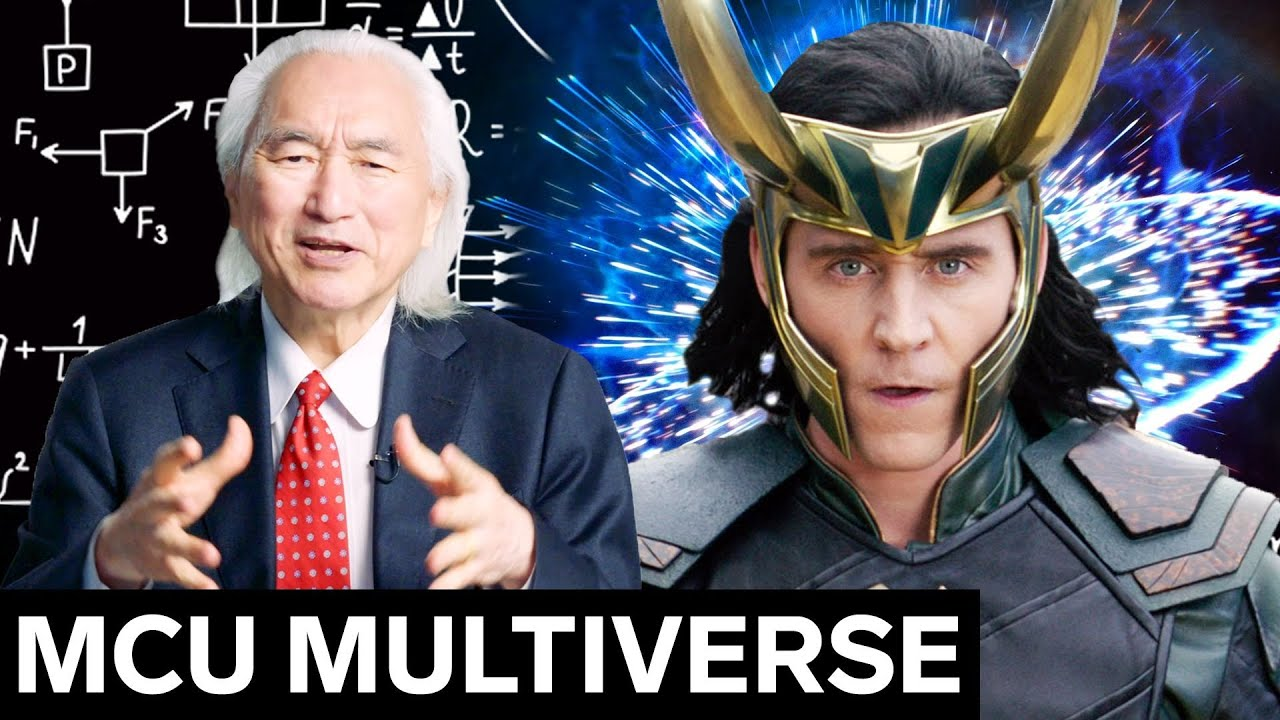 Theoretical Physicist Breaks Down the Marvel Multiverse (ft. Michio Kaku) | WIRED