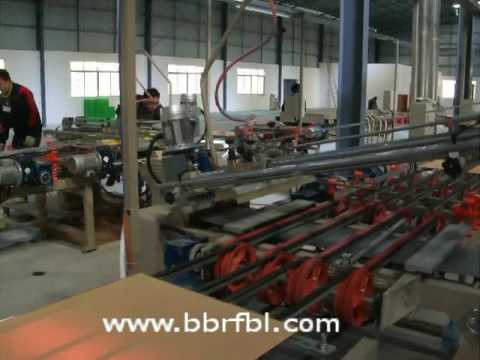 RUIFENG Glass mosaic production line 2