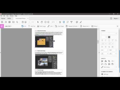 How to Crop and Scale Images in Adobe Acrobat DC