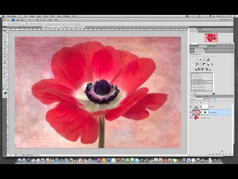 Clipping Masks and Adjustment Layers with Textures