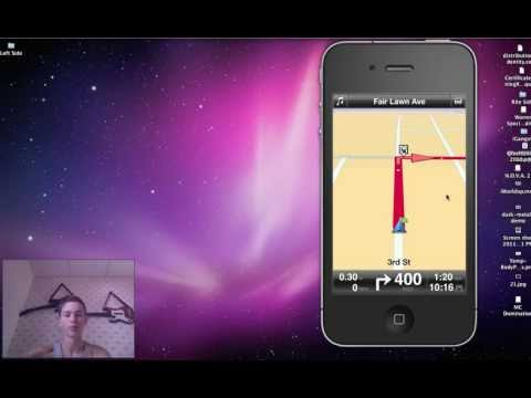 iWorldApps - TomTom GPS System for iPhones/iPods! - Review/FREE Download Link!