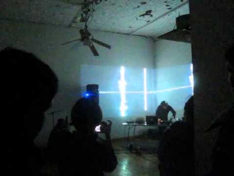 Fujui Wang performance @ Antena, April 26th, 2014