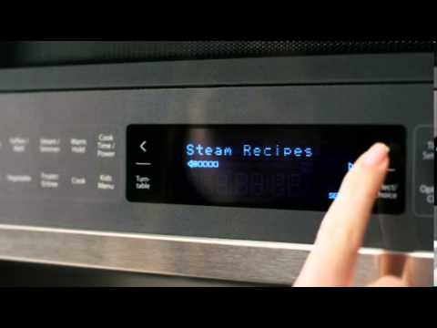 Whirlpool Over the Range Microwave – Steam Cooking Feature