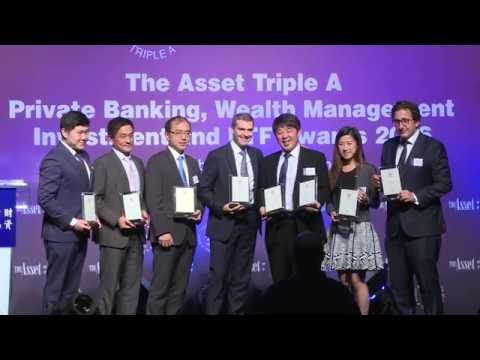 The Asset Triple A Private Banking, Wealth Management, Investment and ETF Awards 2016: Highlights