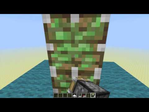 Minecraft: Tutorial - Etho's 3x3 Piston Door