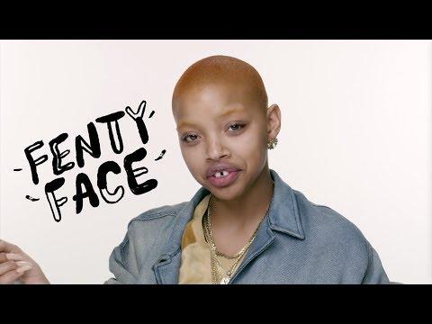 SLICK WOODS' FENTY FACE TUTORIAL | FENTY BEAUTY