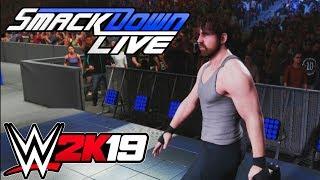 WWE 2K19 Universe Mode Episode 1: RAW After SummerSlam