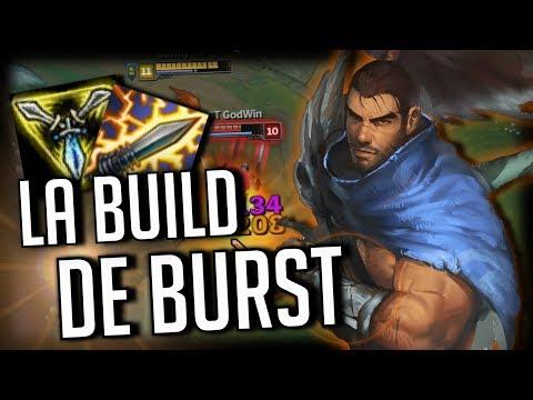 ¡LA BUILD DE BURST DE YASUO! | CAMBIO IMPORTANTE A STATTIK SHIV | Garmy