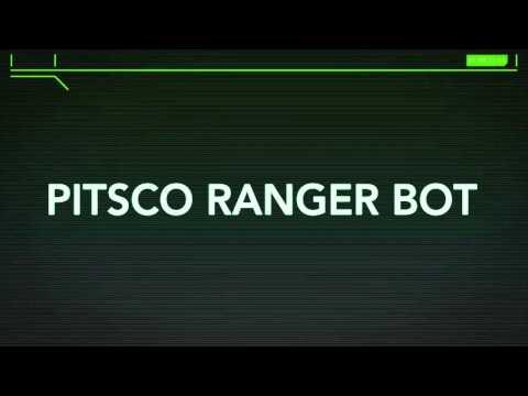 TETRIX Pitsco Ranger Bot