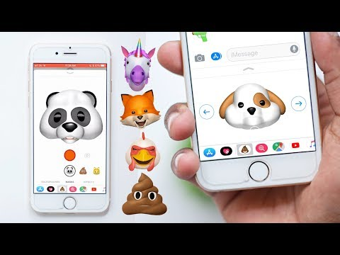 How To Get Animoji on Any iPhone on iOS 11 (No Computer)