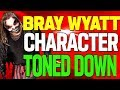 WWE NEWS WWE Raw What Happened Bray Wyatt39s Character Being Toned Down WWE Fan Kicked Out