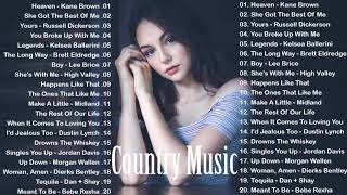 Country Music - Best Country Music 2020 - New Country Songs 2020 - Top 100 Country Songs of 2020