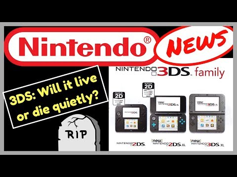 Nintendo News | Fate of 3DS Family | Live or die?
