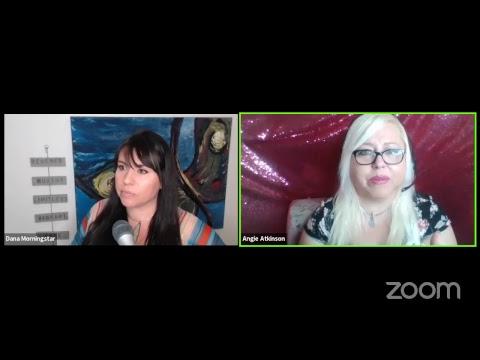 4/3/18 Live Stream with Angie Atkinson