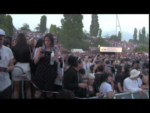 FLYING LOTUS - THE GERMANS ARE FUNKY  @ RBMA MAUERPARK BERLIN - 6.21.2017