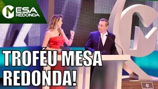 Troféu Mesa Redonda 2017 Completo - TV Gazeta (10/12/17)