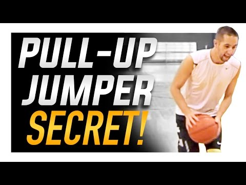 Pull-Up Jumper Secret: How to Shoot a Basketball