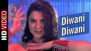 Diwani Diwani Diwani , Chori Chori Chupke Chupke (2001) Song , Salman Khan , Preity Zinta