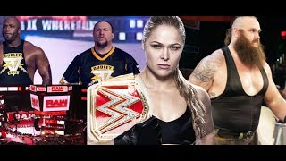 HUGE RAW WWE CHANGES Jeremy Borash Signs With WWE Ronda Rousey Dudley Boyz WWE Hall of Fame