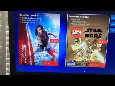 How to get free pre-order games on ps4