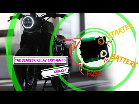how to test the starter relay fuse