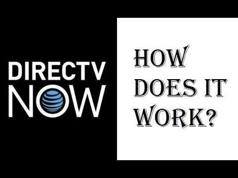 DirecTV Now - What is DirecTV Now and How Does it Work? - Review