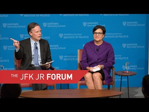 Former Secretary of Commerce Penny Pritzker on the Economy, Global Challenges and America's Future