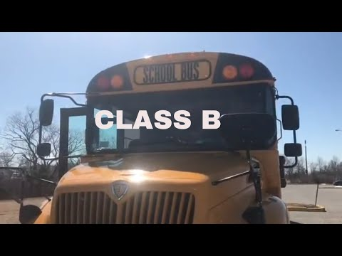 CDL BUS ROAD TEST (Inspection)