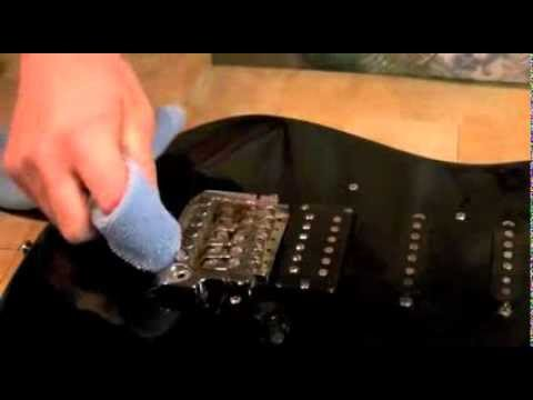 Detailing Electric Guitar: Tips For Cleaning And Maintaining An Electric Guitar