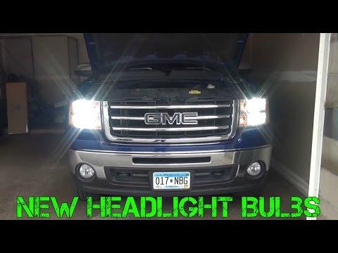 Replacing Xenon Headlight Bulbs With LED's