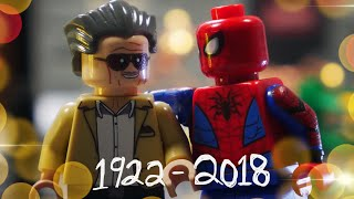 LEGO Spider-Man: A Tribute to Stan Lee