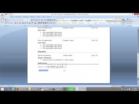 How To Convert PDF To Word Online For Free