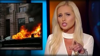 EVERYBODY IS TALKING ABOUT THE WAY TOMI LAHREN RESPONDED WHEN SHE FOUND OUT HER FATE WITH THE BLAZE