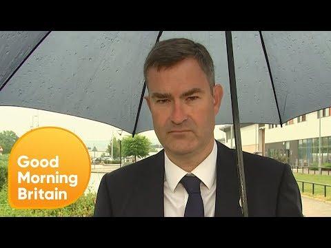 Scheme to Help Prisoners Get Into Employment | Good Morning Britain