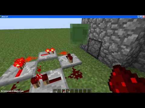 HOW TO MAKE A REDSTONE REPEATER CLOCK AND A COBBLE STONE GENERATOR  REPEATER FOR MINCRAFT