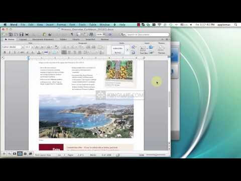 [PDF Converter] Turn PDF into Microsoft Word on Mac