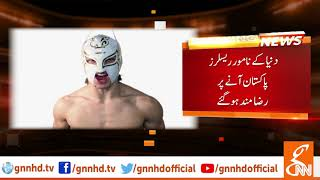 International wrestlers keen to visit Pakistan to participate in wrestling competition