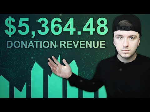How To Make Money On YouTube with Donations & Live Streaming!