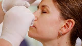 Så tar du nasopharynxprov och svalgprov